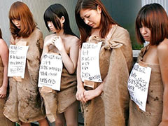 Asian slave market