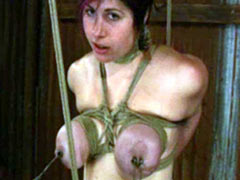Sexy tortured titties