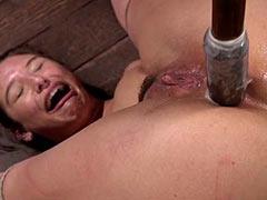 True orgasm from bondage