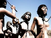 Caravan of slaves