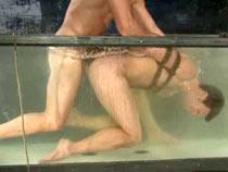 BDSM waterplay