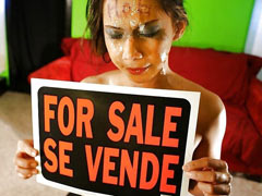 Slave for sale