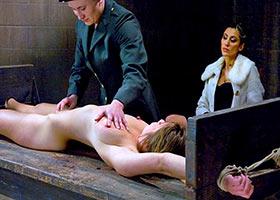 Wife interrogates her husband's mistress