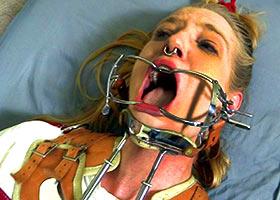 Brutal torture of babysitter who stole money