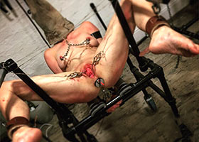 Torture in the Philadelphia Underground Sex Dungeon
